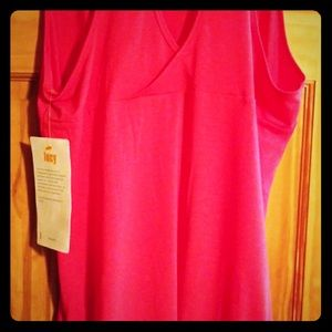 Lucy Yoga Girl Tunic tank XL